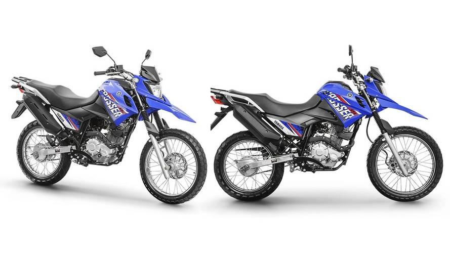 Yamaha lança nova versão Crosser 150 Z 2018 por R$ 11.490