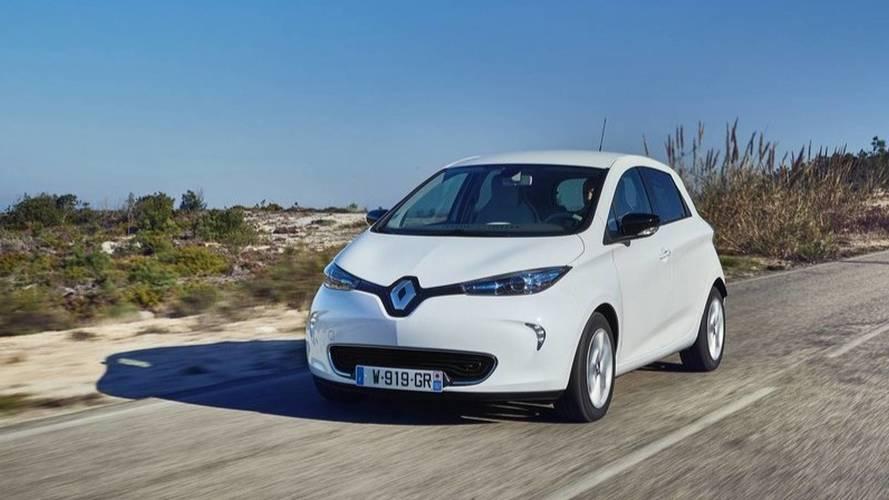 Renault Zoé, leader incontesté du marché européen de l'électrique