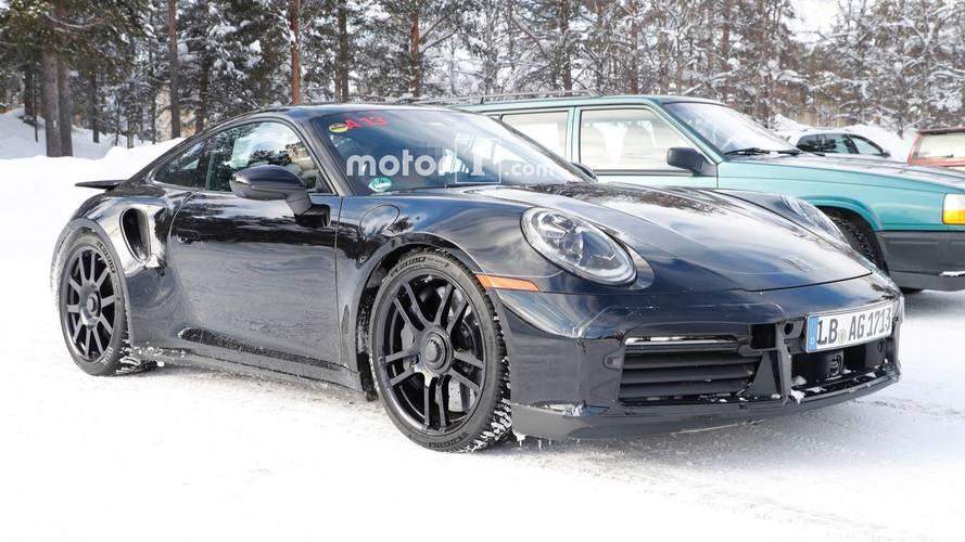 Yeni nesil Porsche 911 GT3 ilk kez yakalandı