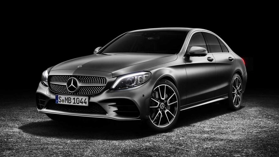 Mercedes-Benz makyajlı C-Serisi'ni duyurdu