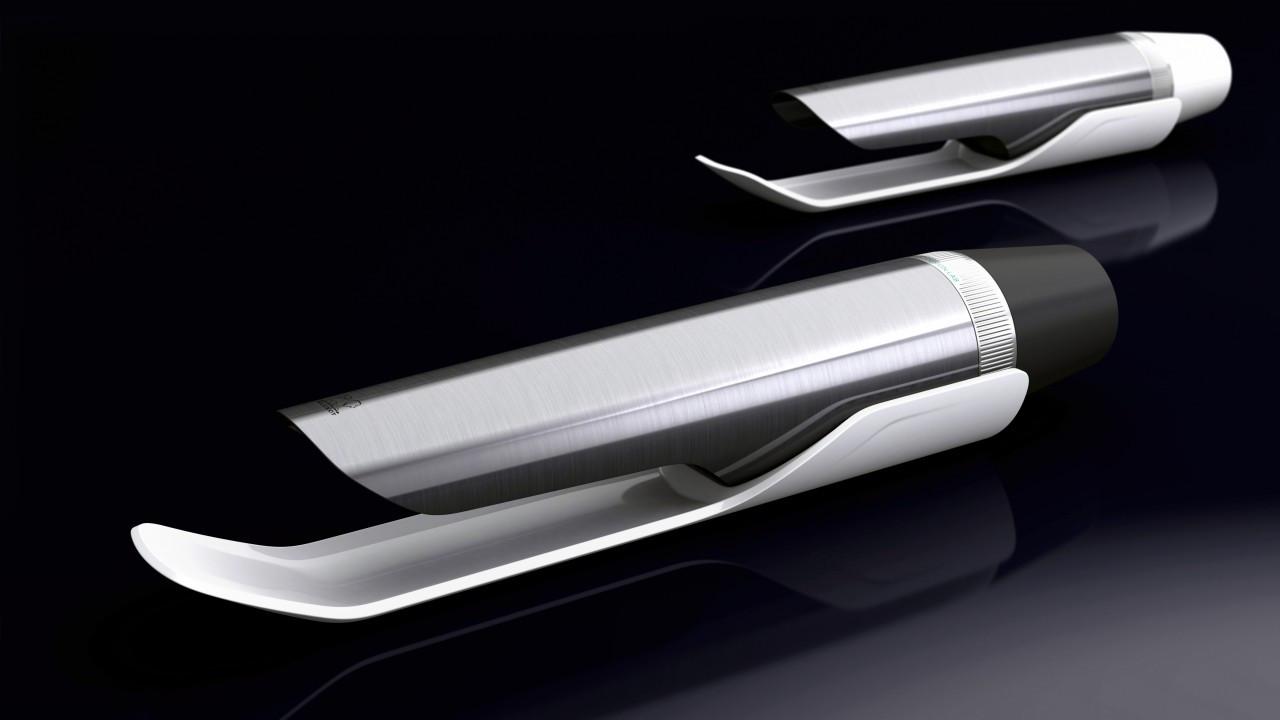 Peugeot Design Lab, il macina pepe 001