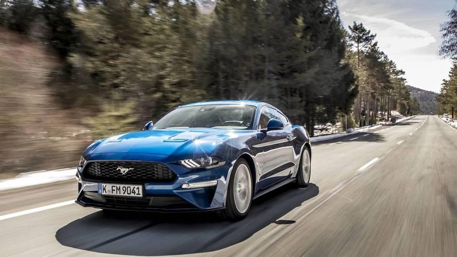 Ford Mustang 2018, primera toma de contacto