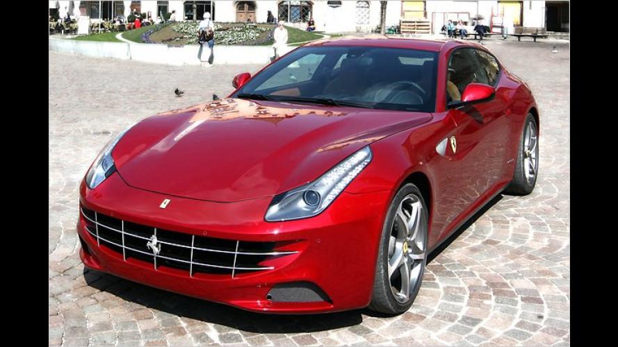 Ferrari: Sieben Jahre kostenloser Standardservice