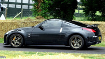 Nissan 350Z GT-S concept at Goodwood Festival