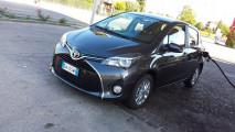 Toyota Yaris 1.0, test di consumo reale Roma-Forlì