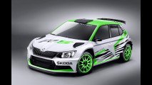 Skoda Fabia R5 Concept, pronta a correre