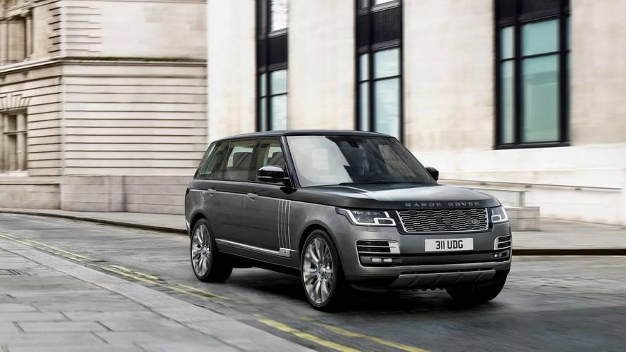2021 Range Rover yeni platformu ile hafifleyecek