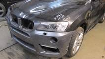 BMW X3 Repair