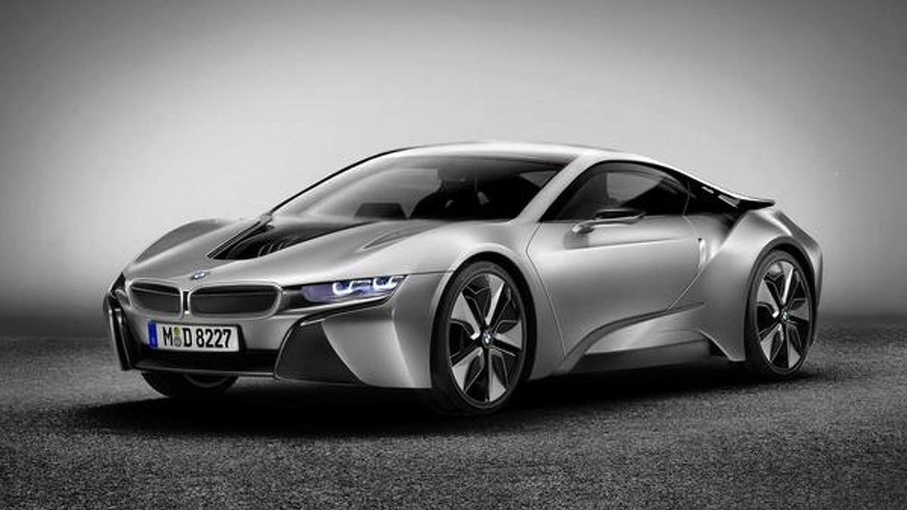 BMW i8 üretim versiyonu tasarım yorumu