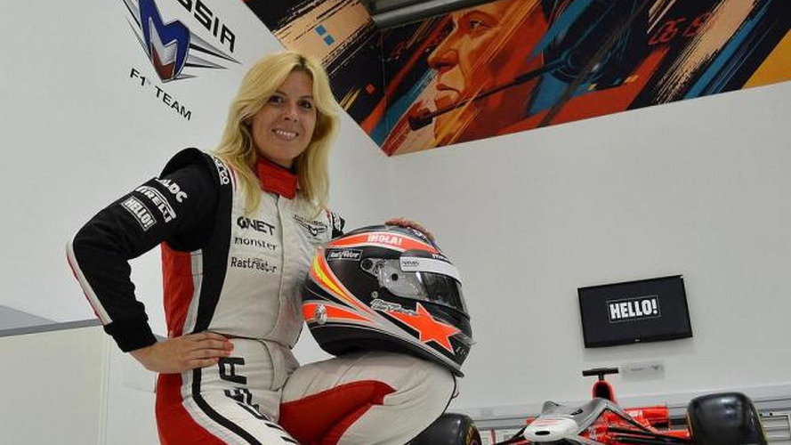 No car problem before de Villota crash - Marussia