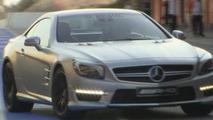 2013 Mercedes-Benz SL63 AMG screenshot, 1100, 21.02.2012