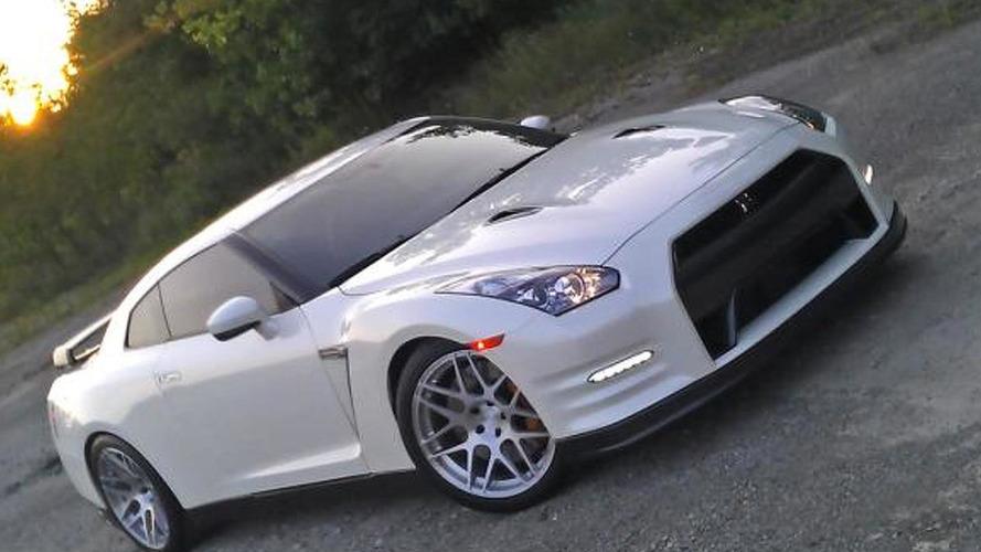 Switzer reveals 2012 Nissan GT-R P600 PKG