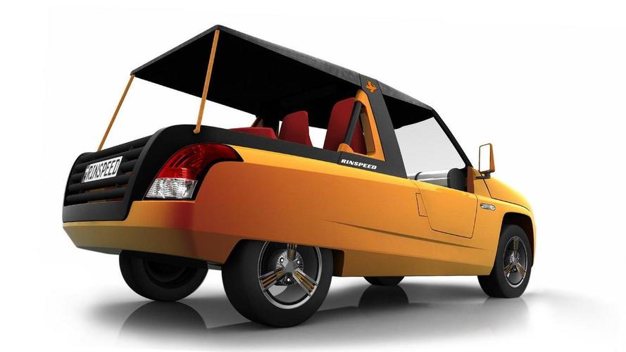 Rinspeed BamBoo concept announced for Geneva debut