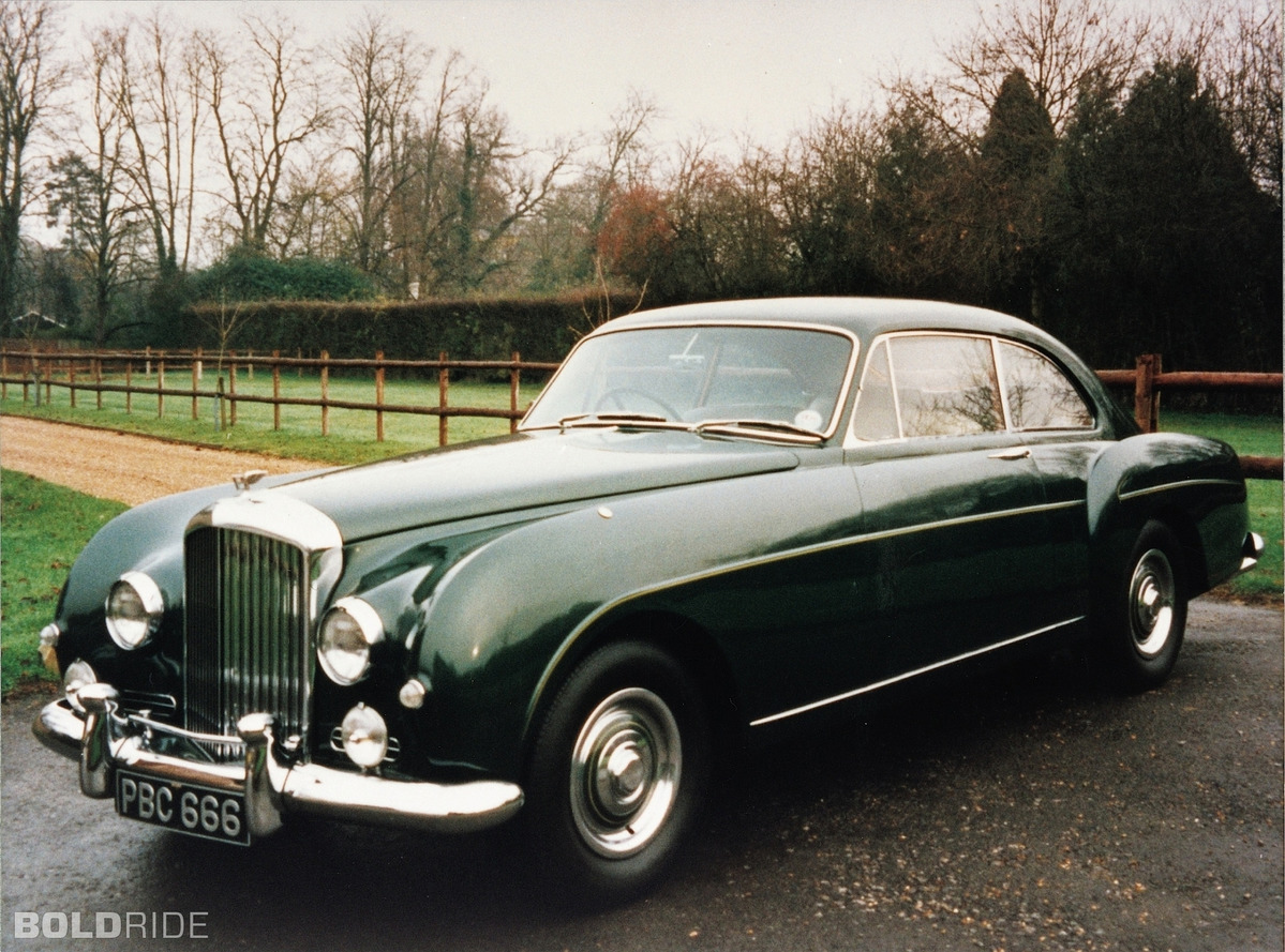Bentley S1 Continental