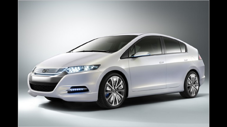 Honda Insight Concept: Ausblick auf den Volks-Hybrid