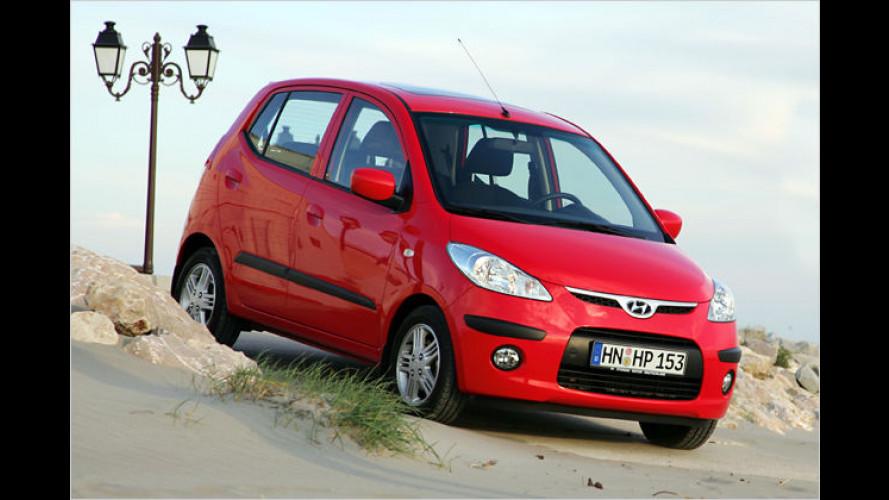 Hyundai bringt Sonderserie ,Edition Plus
