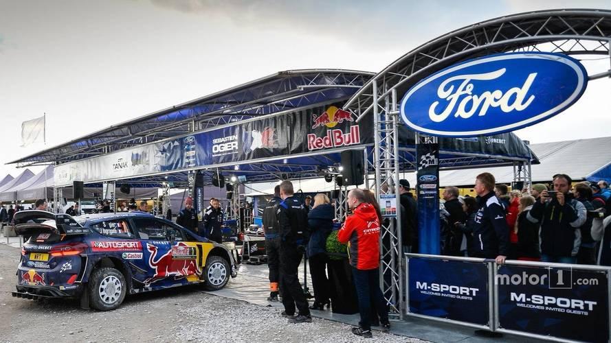 Ford, fabrika takımı olarak WRC'ye dönüyor