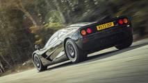 McLaren F1 - 240 mph