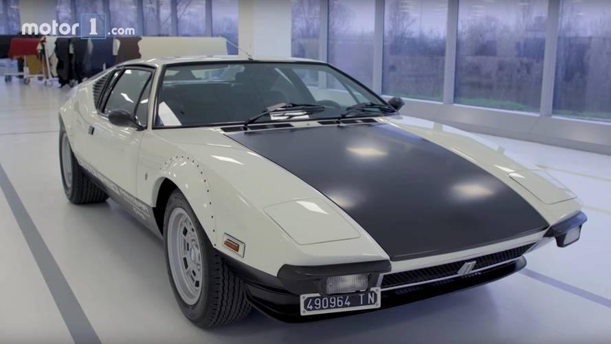 Motor1.com Legends: De Tomaso Pantera