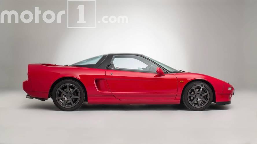 Motor1.com Legends: 1990 Acura/Honda NSX