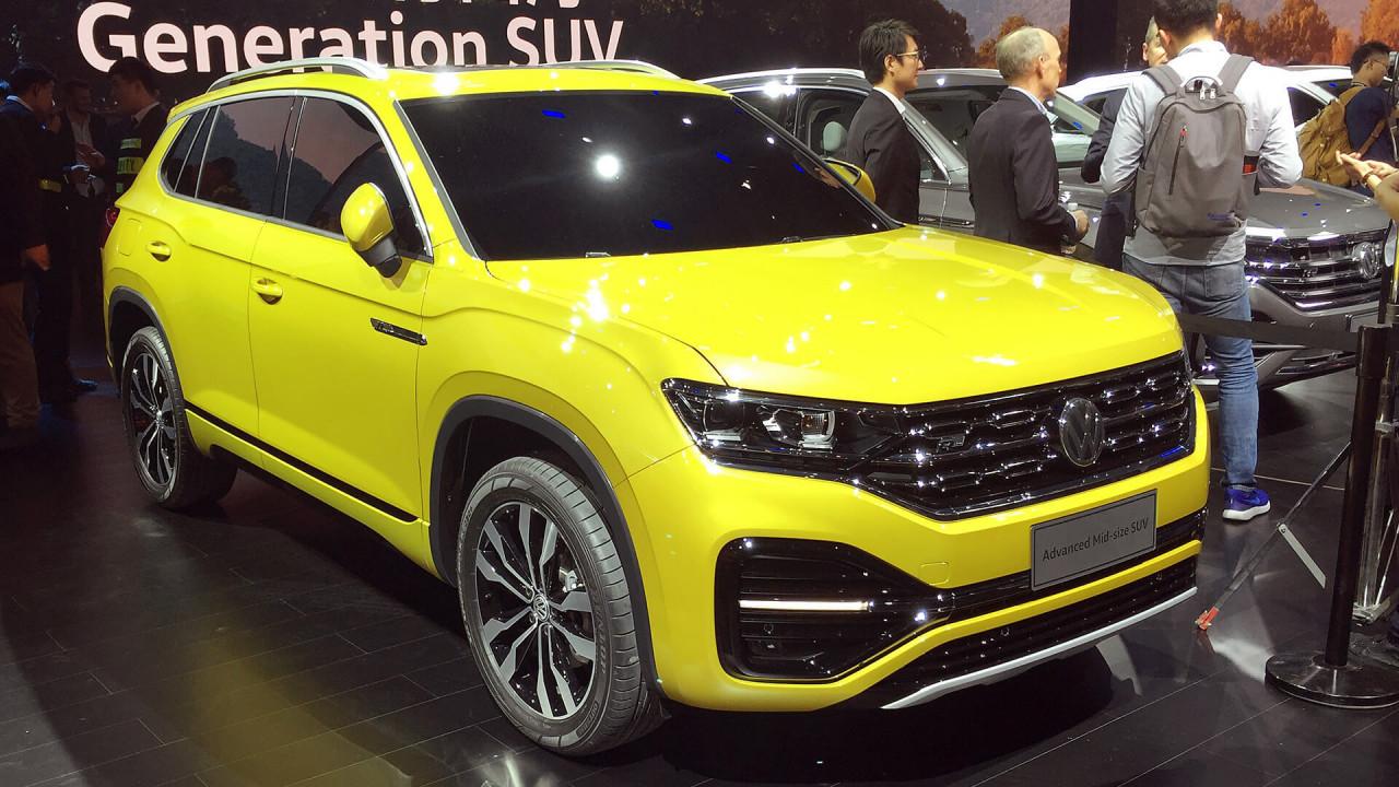 Neu: Advanced Mid Size SUV