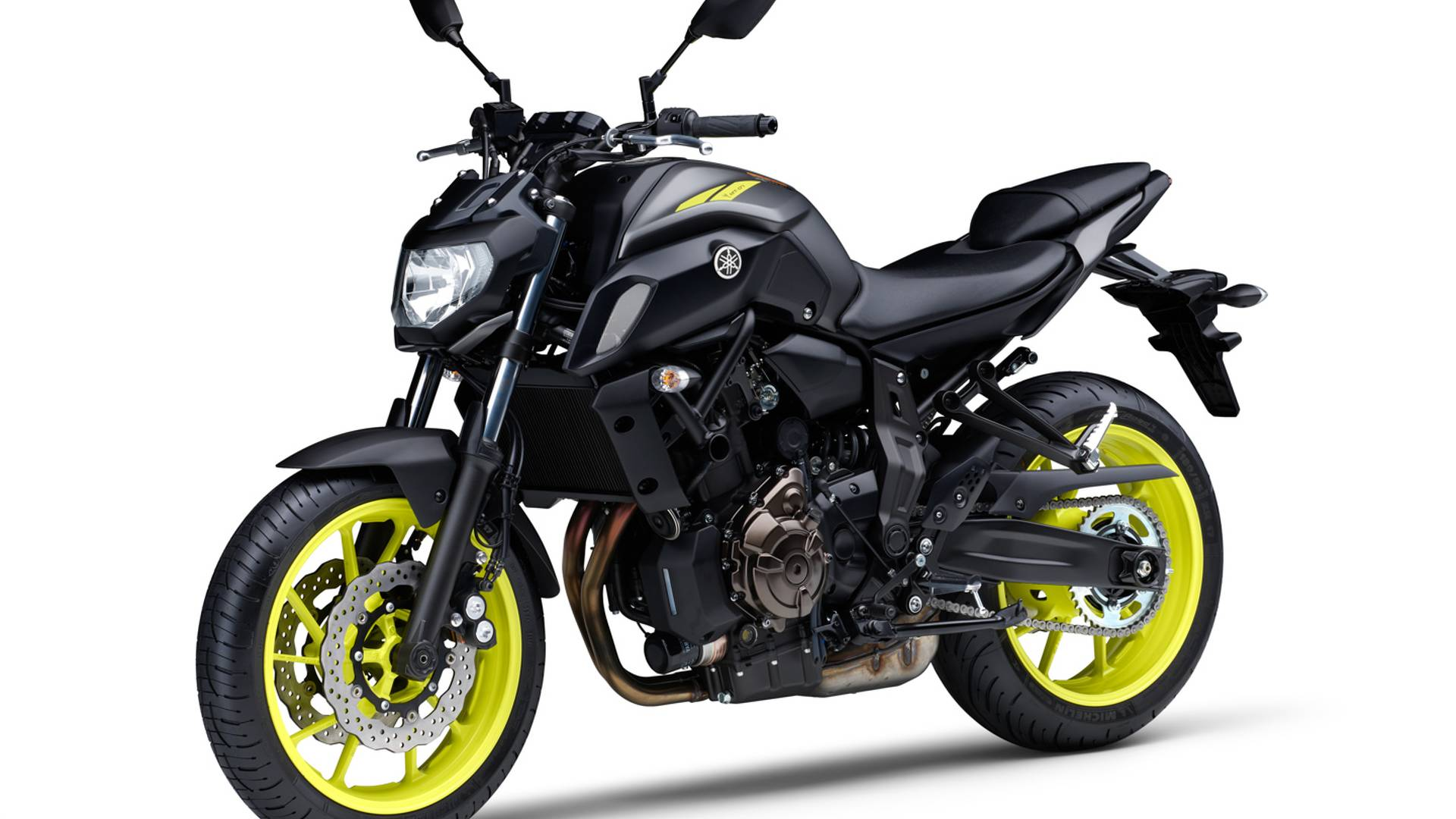 Yamaha revela mt 07 reestilizada e melhorada reheart Choice Image