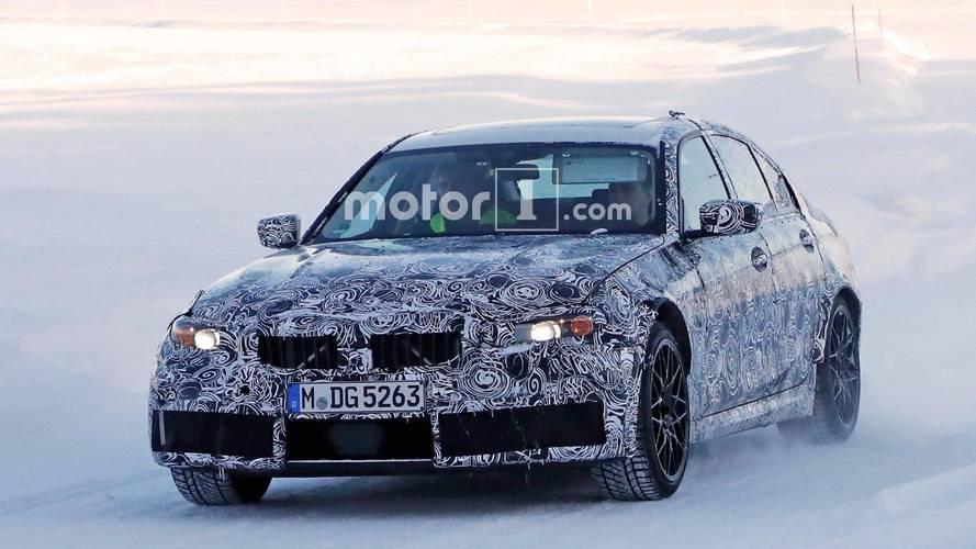 BMW M3 2019: la 'bestia' sigue afilando sus colmillos...