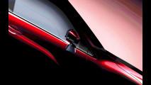 Mitsubishi, il teaser del nuovo SUV compatto