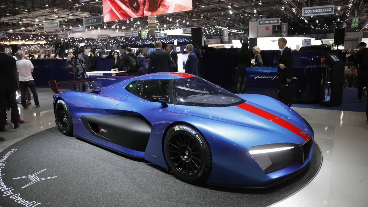 Pininfarina al Salone di Ginevra 2018