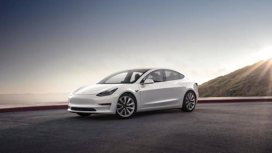 Des Tesla Model 3 désossées puis vendues à 500'000 dollars