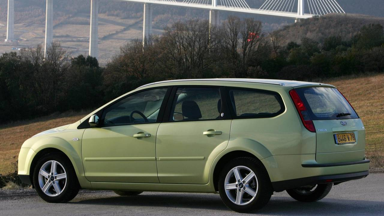 2004-2008 Ford Focus SW