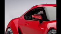 Nuova Toyota Supra, il rendering