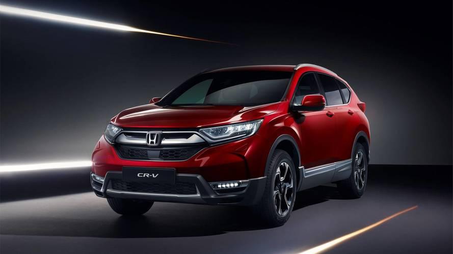 2018 Honda CR-V: Yaşanan gelişim çok açık
