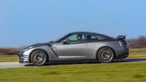 2013 Euro-spec Nissan GT-R