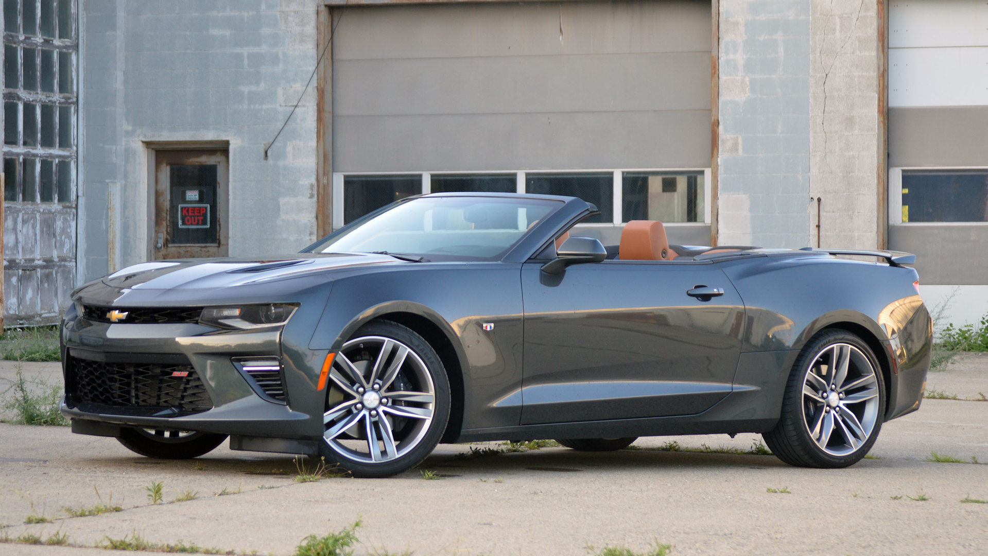 2016 Chevy Camaro SS Convertible Review