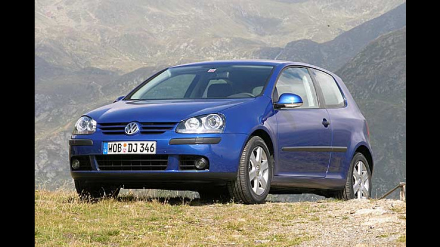 VW Golf 4Motion: Haftungswunder in der zweiten Generation