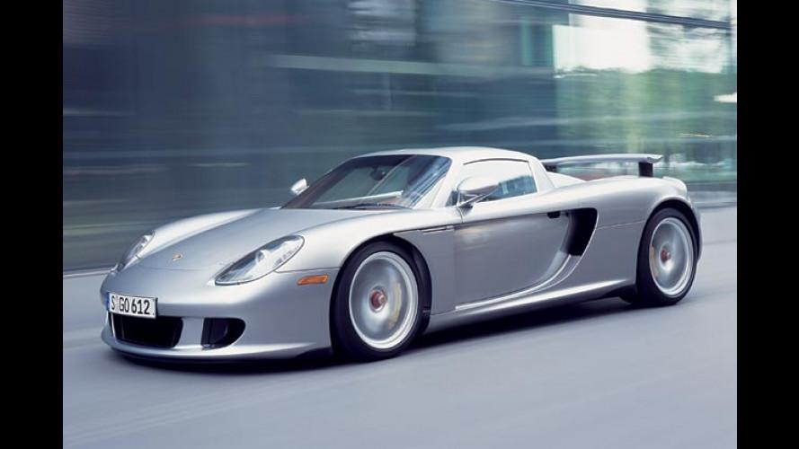 Porsche Carrera GT: Auszeichnung für Supersportwagen