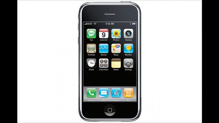 BMW-Modelle schon bald kompatibel mit dem Apple iPhone