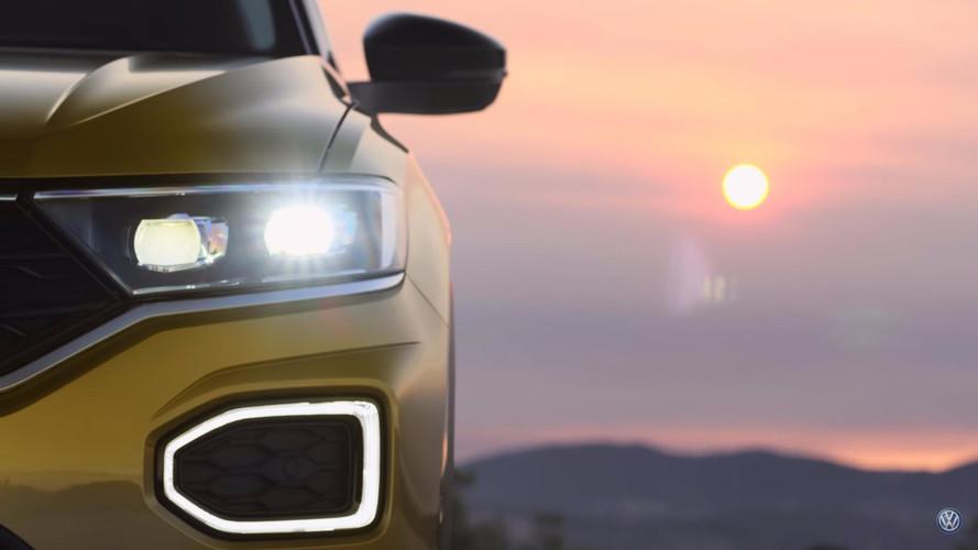 VIDÉO - Le Volkswagen T-Roc à découvert