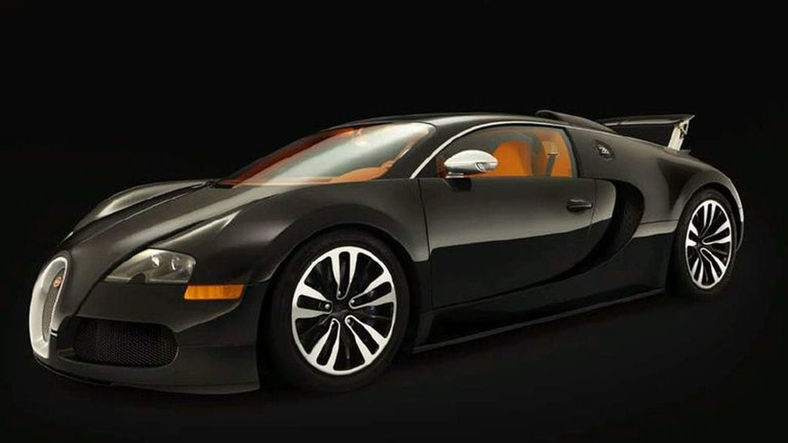 15 Examples of Special Edition Bugatti Veyron Sang Noir to be Produced