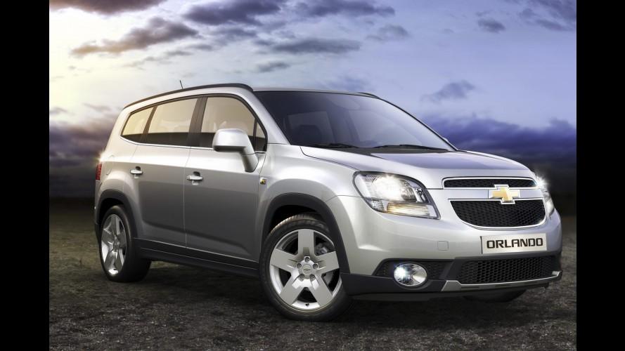 GM planeja produzir modelos da Chevrolet na Europa
