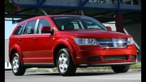 Dodge Journey SE - Nova versão de cinco lugares chega por R$ 85.900