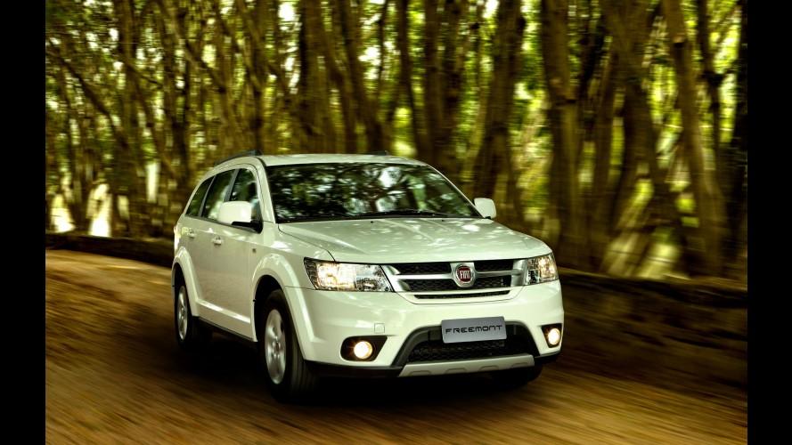 Shell sugere Fiat Freemont flex em comercial