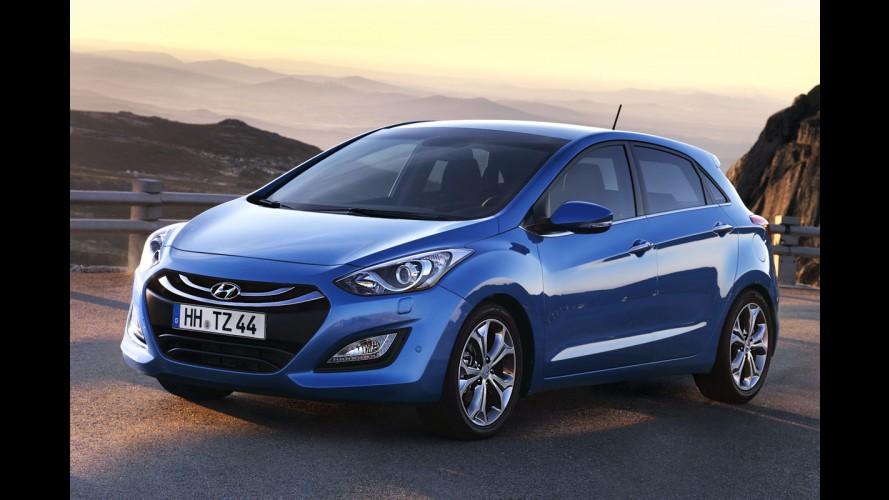 Novo Hyundai i30 2012 - Veja fotos oficiais