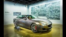 Maserati Quattroporte, a Los Angeles è in mostra come nasce