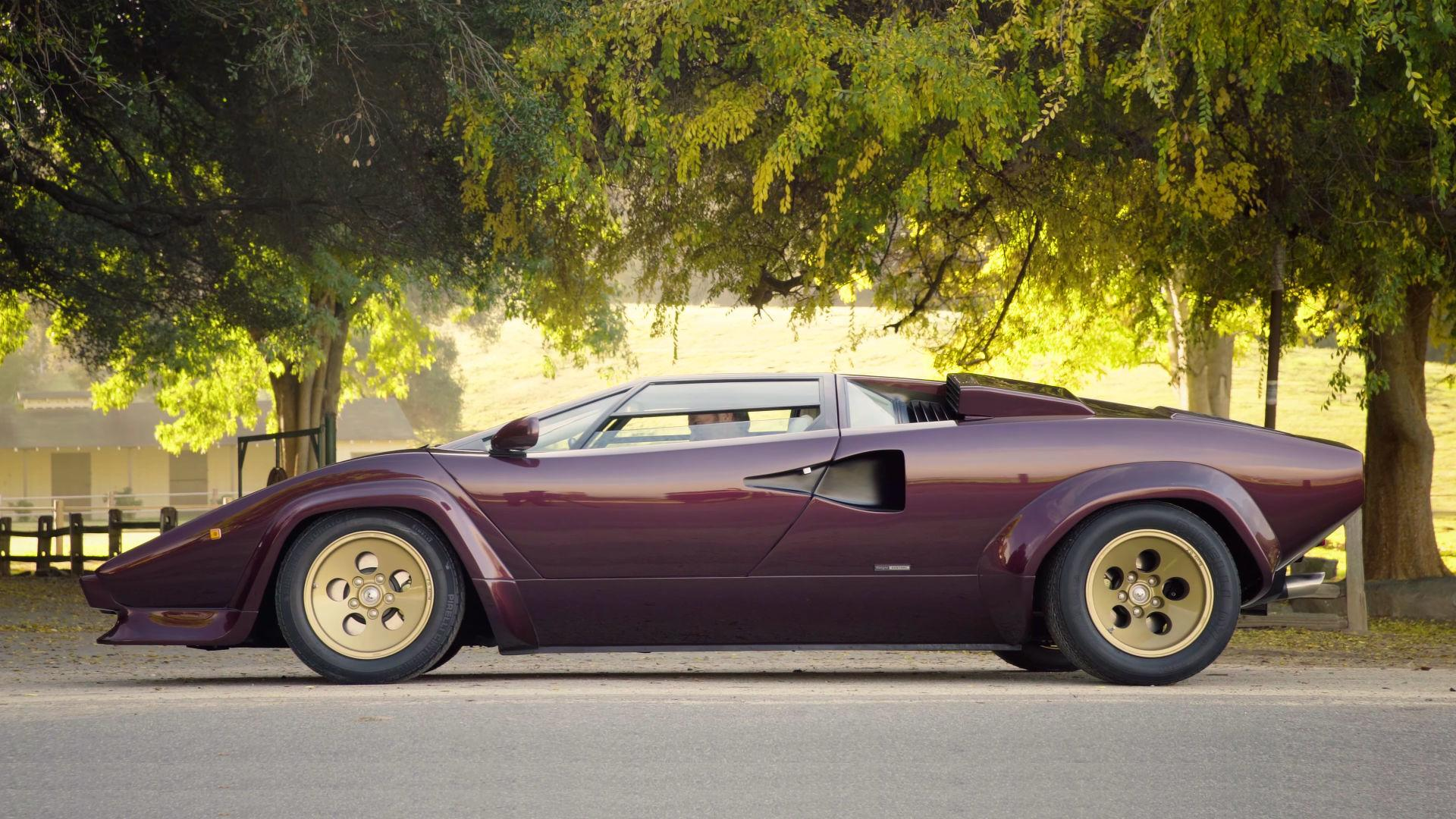 Countach Inspired Wheels Give Lamborghini Hurac 225 N Retro