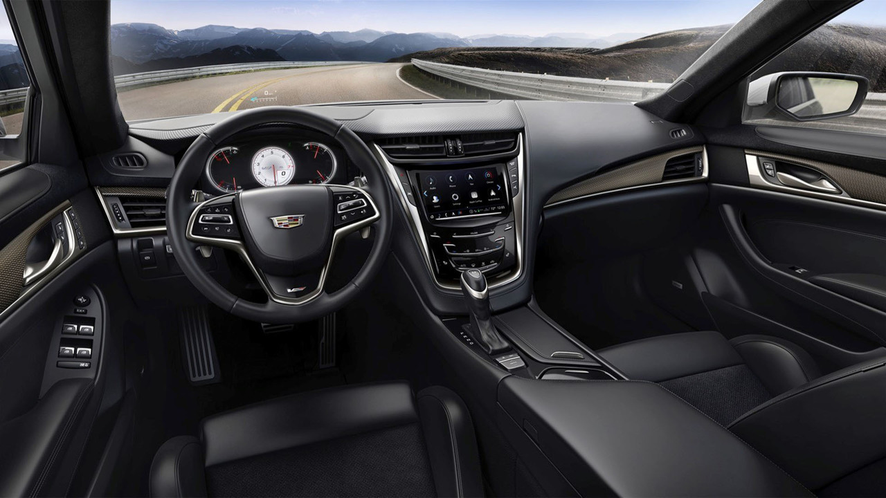 Cadillac User Experience in 2017 CTS