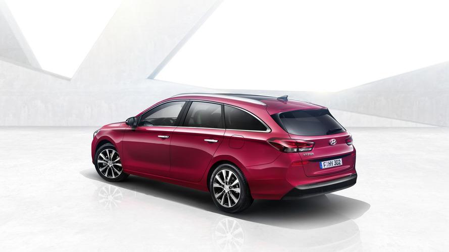 Hyundai i30 CW 2017, así luce el nuevo familiar coreano