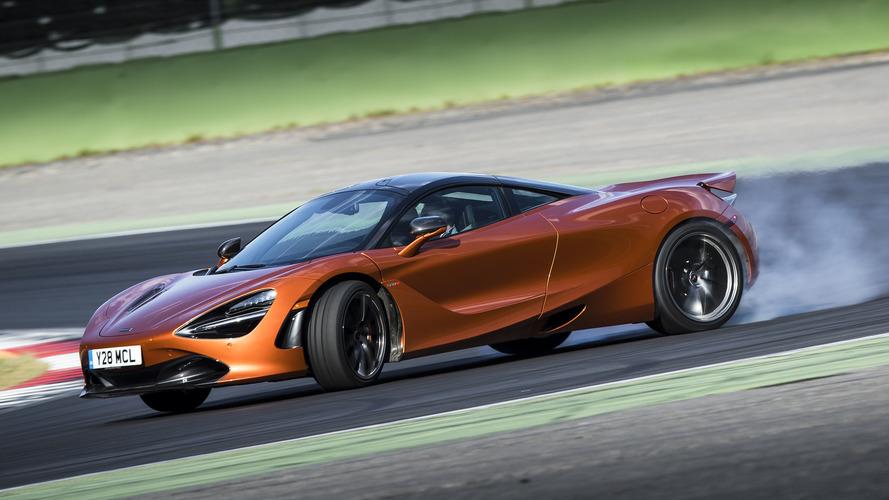 2017 McLaren 720S İlk Sürüş İncelemesi