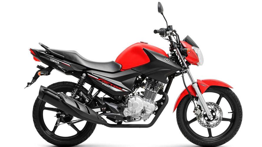 Yamaha Factor 150 UBS